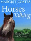 Healing Messages with horses by Margrit Coates
